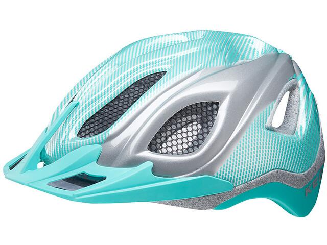 KED Certus K-Star - Casque de vélo - turquoise